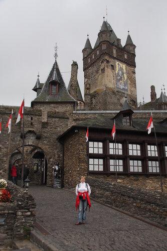 Имперская крепость (Reichsburg)  в Кохеме