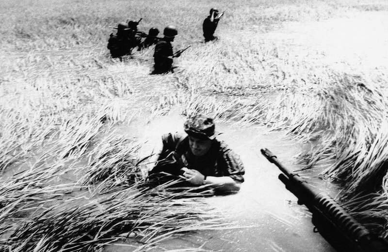 Horst Fass Pulitzer Prize Winning Combat Photographer