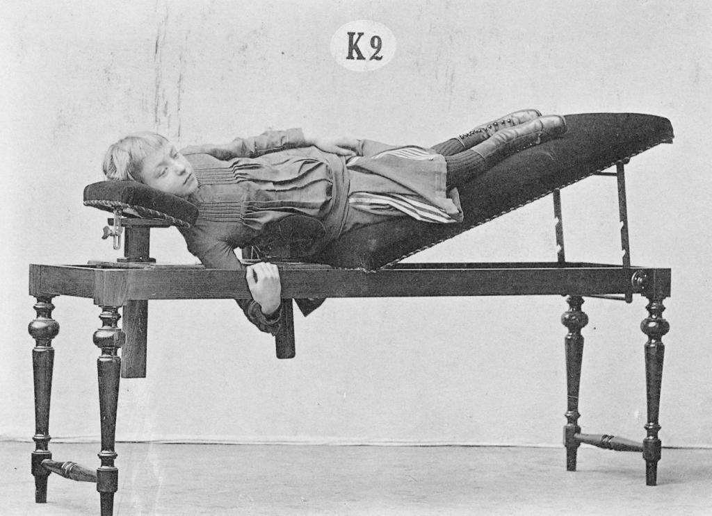 Гимнастические снаряды 1890 года
