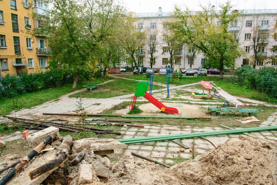 детская площадка МАФ в Сарове