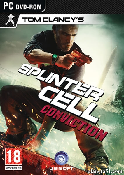 Tom Clancy's Splinter Cell: Conviction [v 1.04] (2010) PC   Lossless RePack от R.G.Games