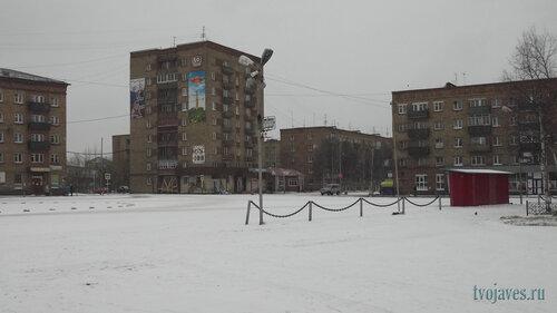 Фотография Инты №5994  Горького 1, 3 и Бабушкина 1 01.10.2013_12:16