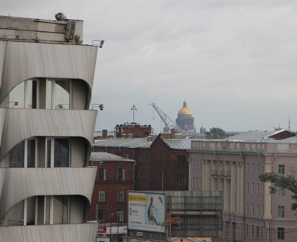 Санкт-Петербург, старый Морской вокзал