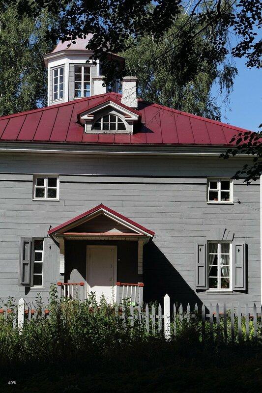 Музей-заповедник А.С. Пушкина (Захарово-Вяземы) - Захарово