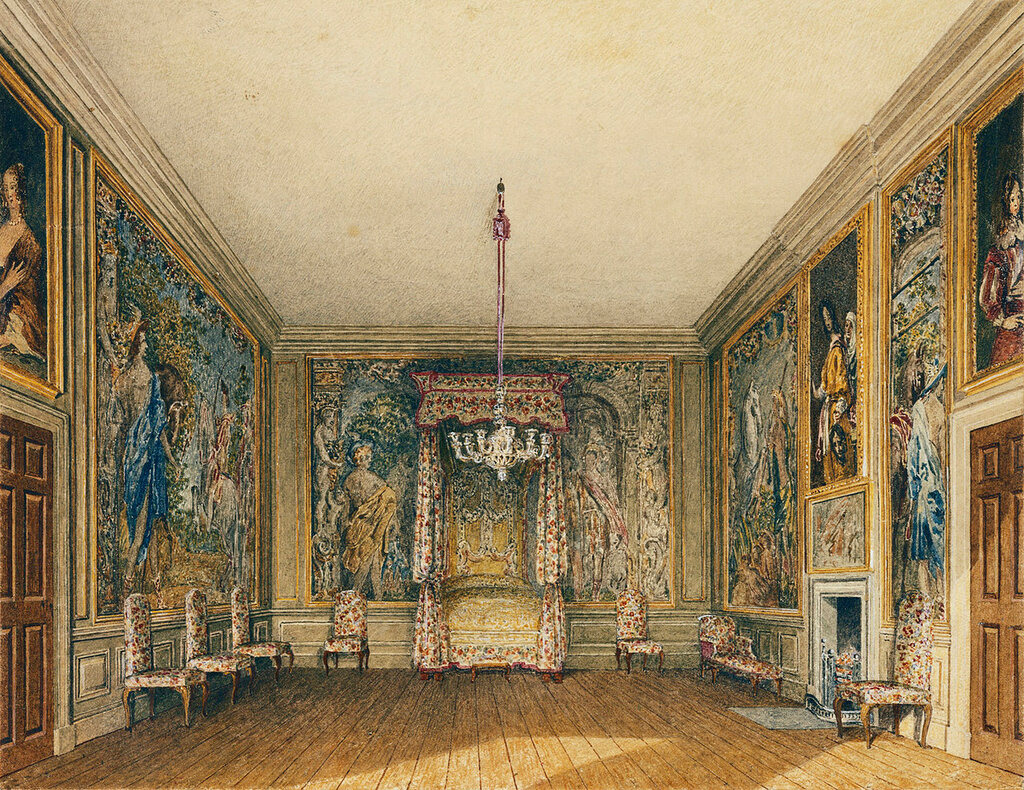 The Old Bedchamber, St James's Palace.
