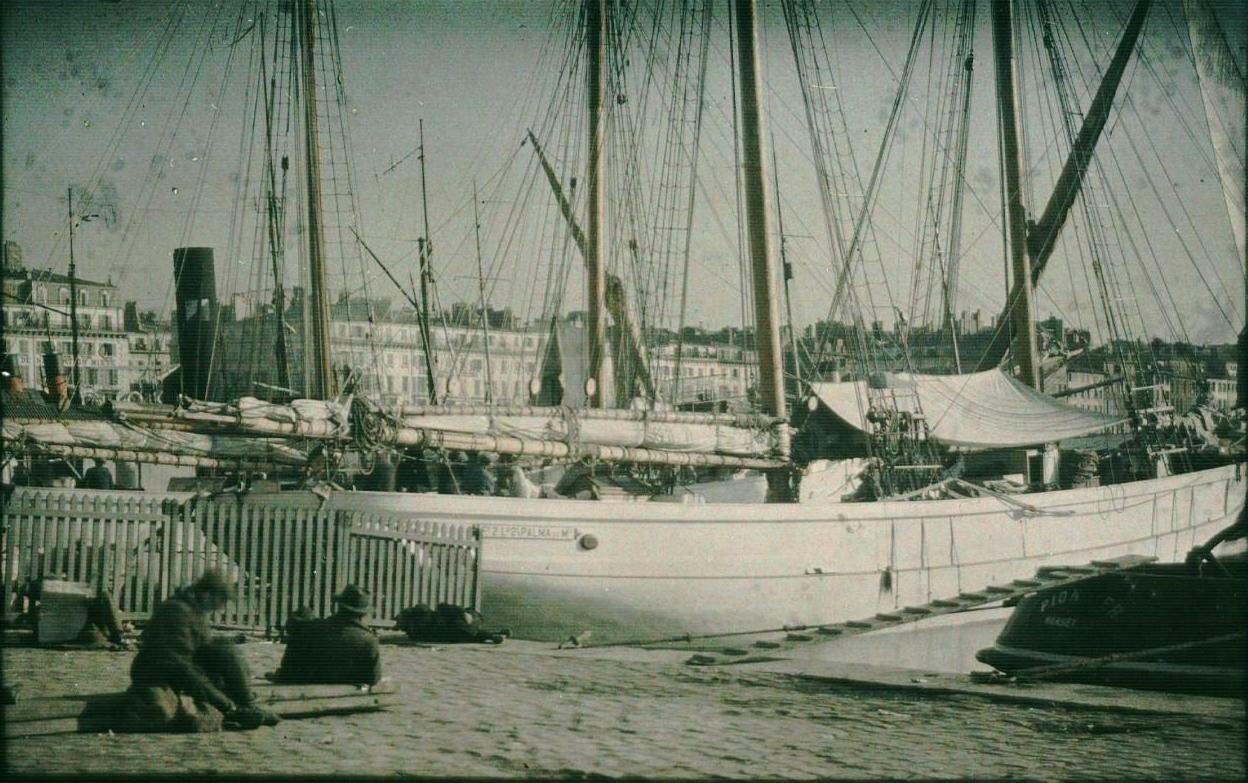 Порт Марсель