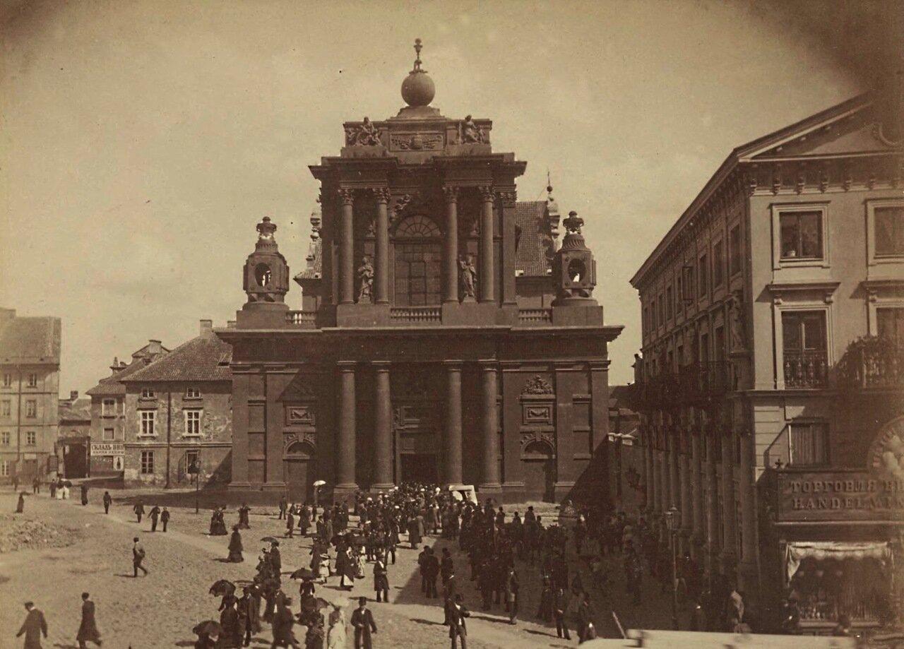 Церковь Успения 1870