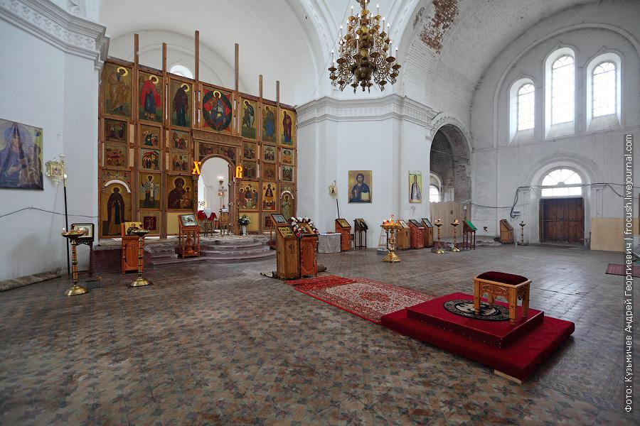 Троицкий собор города Уржума