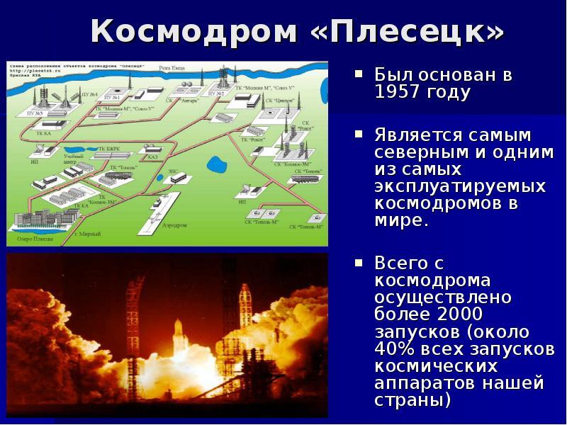 Великая страна СССР :: космодром Плесецк