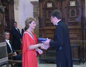 Дорин Киртоакэ удостоен ордена «Корона Румынии»