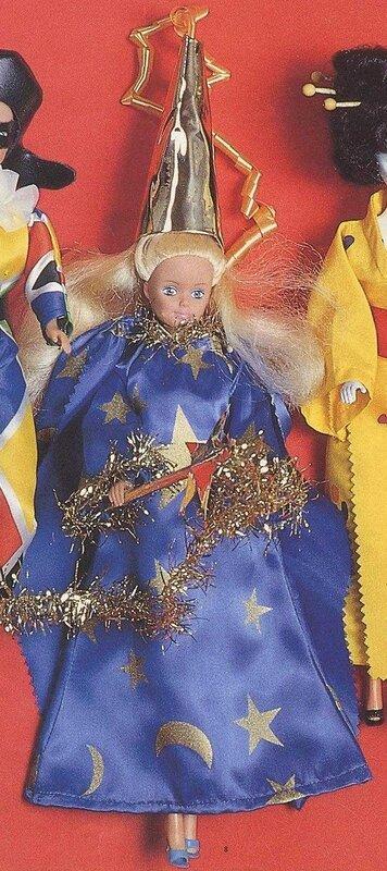 Карнавал.Одежда для кукол. 8