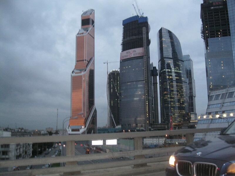 «Москва-Сити» - настоящий колхоз в плохом смысле этого слова.