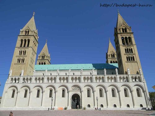 Романский собор св. Петра и Павла