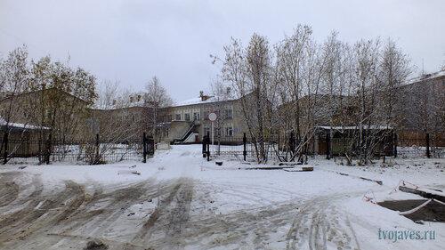 Фото города Инта №6005  Восточная сторона Воркутинской 11 д/с