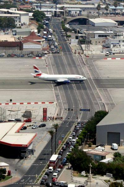 Аэропорт Гибралтара