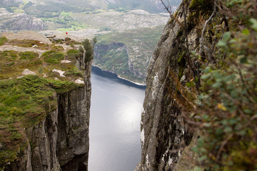 Люсефьорд, Норвегия