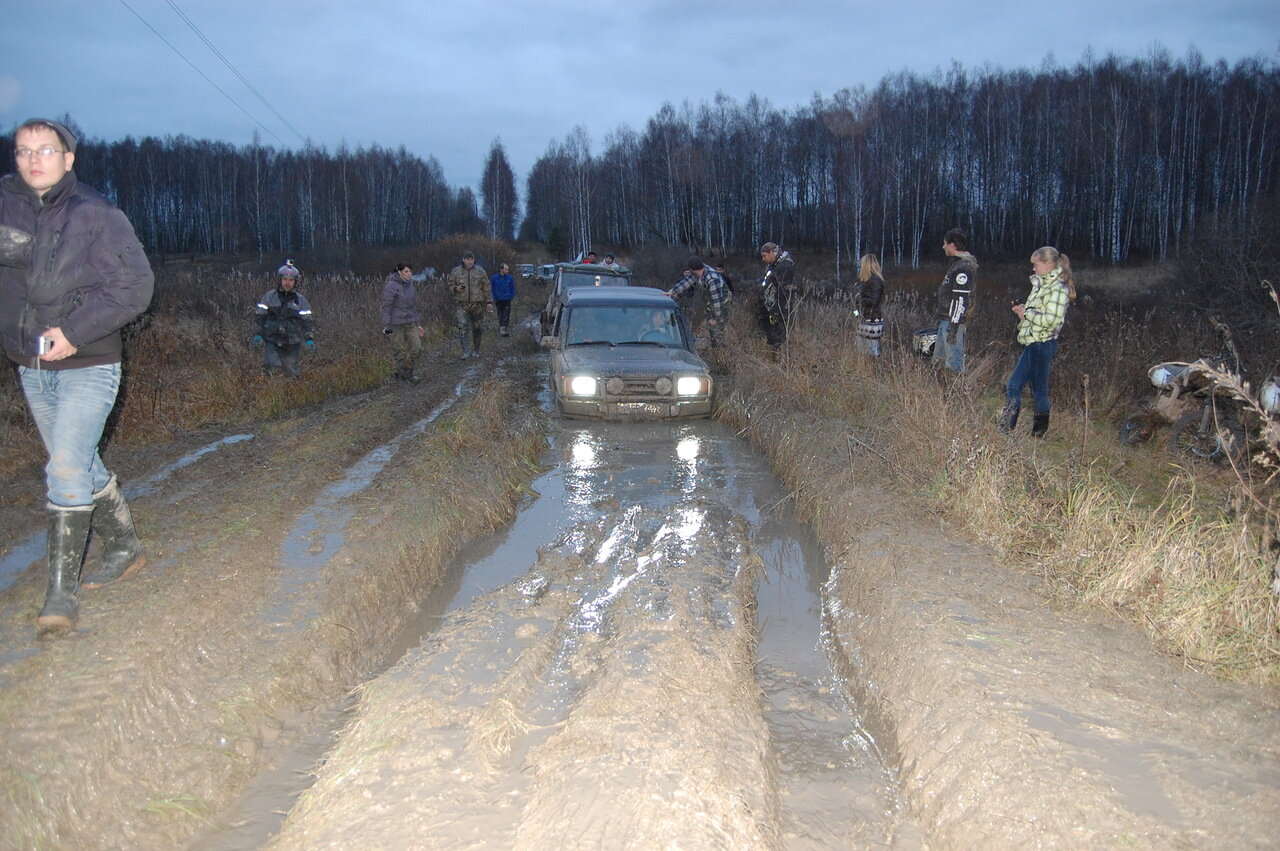100 км. по Екатерининскому тракту (часть 2)