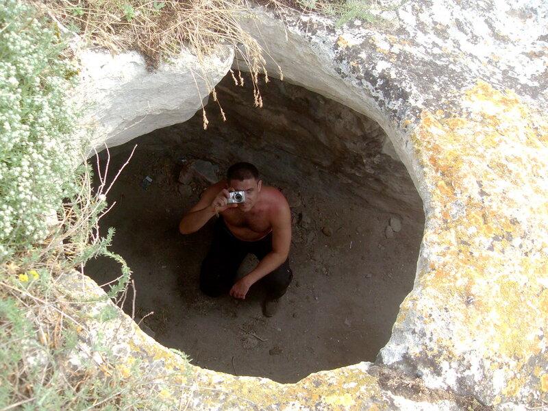 Пещеры в Бакле