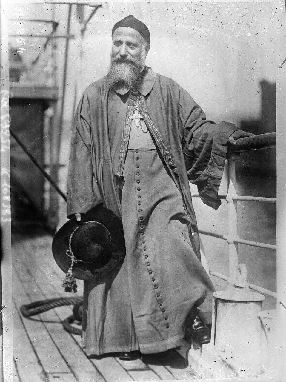 Сирийский архиепископ. 1920