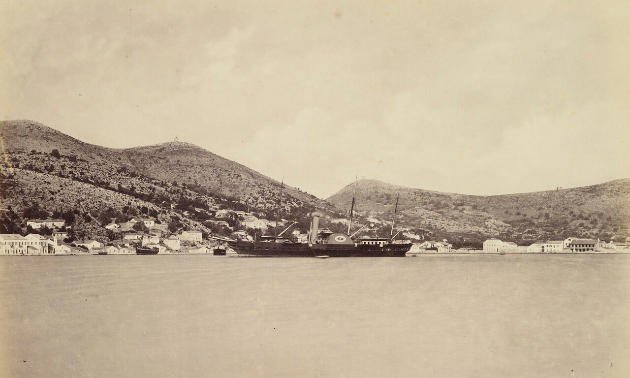 2 июня 1862. Осборн на Итаке