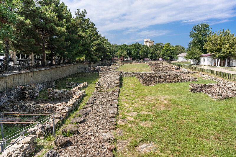 Последний взгляд на древнюю Горгиппию