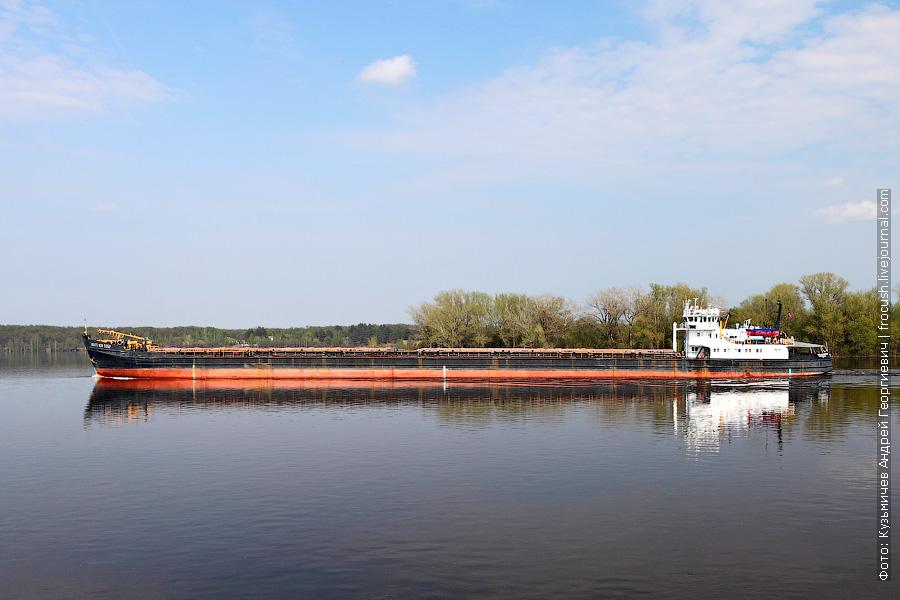 12 мая 2013 года 16:05. На подходе к Нижнему Новгороду. «Волго-Дон 5052»