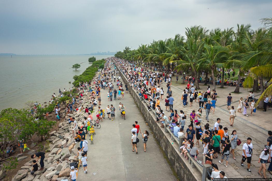 Китай, Шэньчжэнь: арт-район и экологический парк