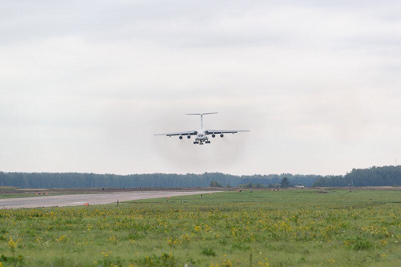 Ильюшин Ил-78М (RF-94283 / 80 синий) ВВС России D802503