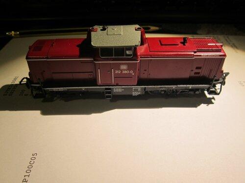 Оцифровка локомотивов