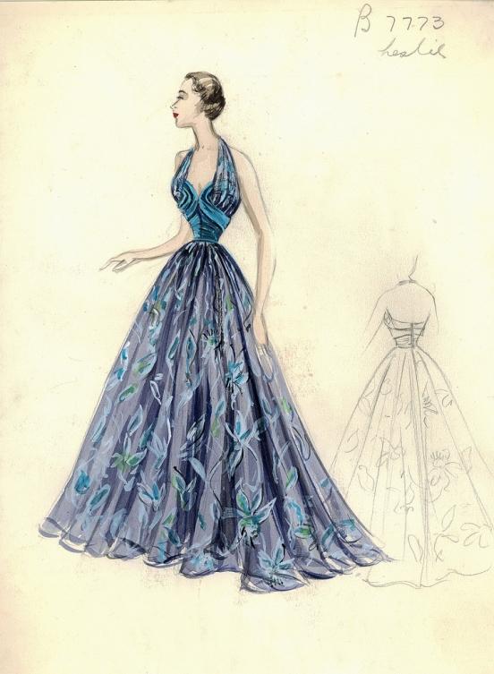 a88e6b6685e Вечерние и коктейльные платья от нью-йоркского универмага Bergdorf Goodman   ochendaje