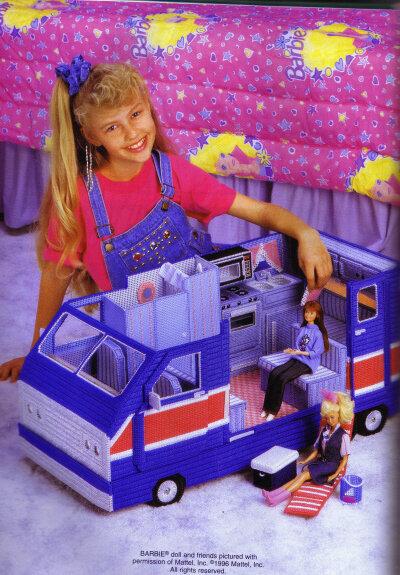 Как сделать для куклы машину своими руками