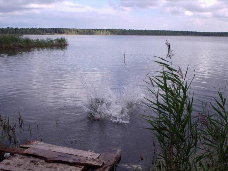 Лечебное озеро с горькой водой (29.07.2013)
