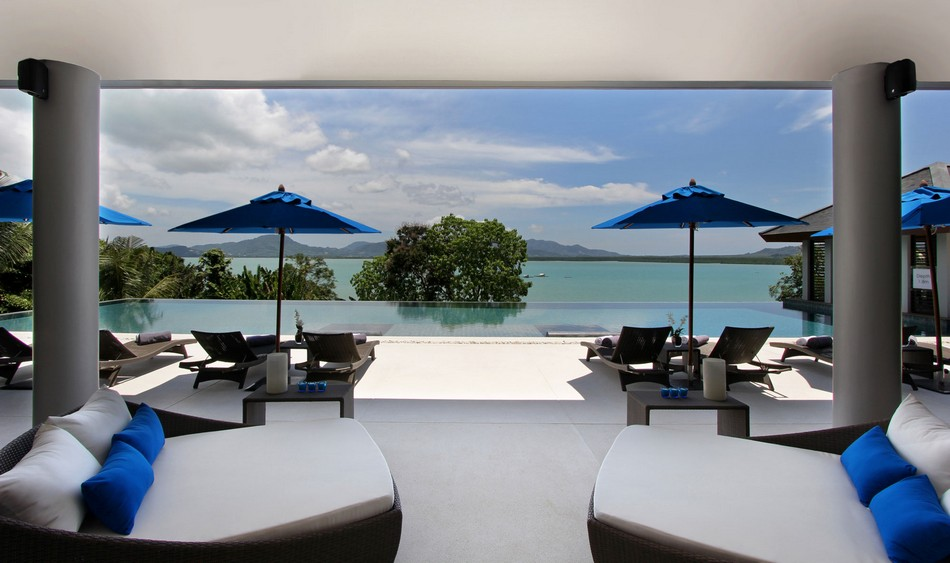 Роскошная Villa Padma в аренду в Таиланде