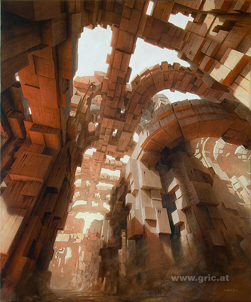 Peter Gric - Central Nave II