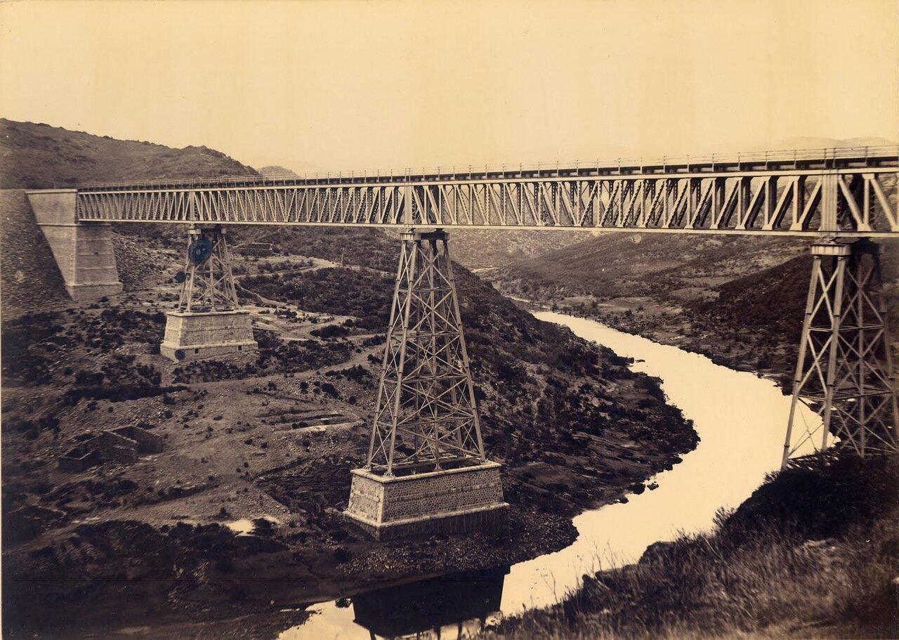 Мост через реку Одиль