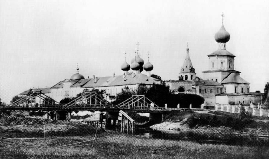Жёлтиков монастырь. 1890