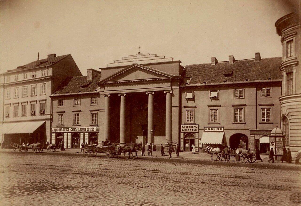 1865. Старая часовня