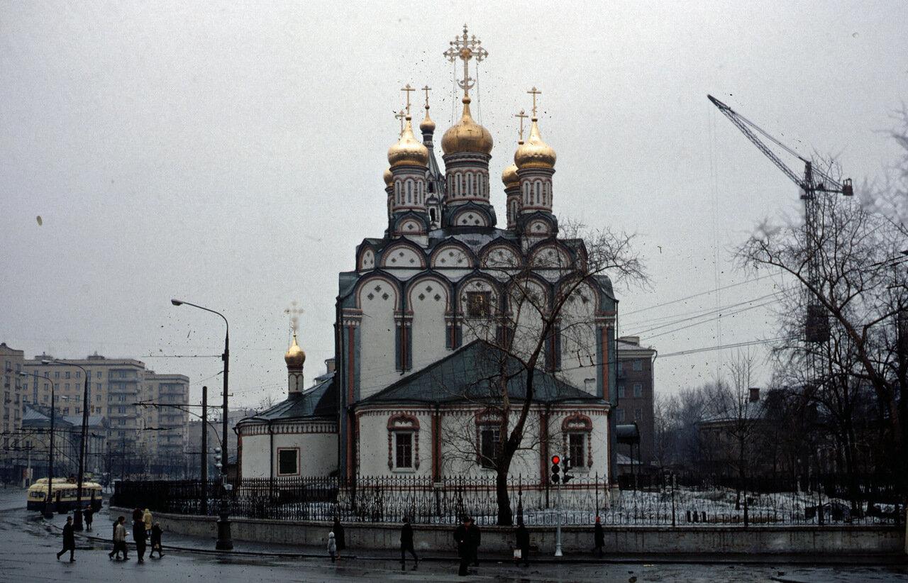 Ch. of St Nicholas in Khamovniki
