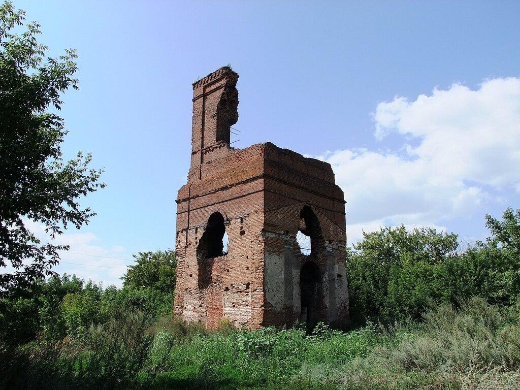 Фрески, Никольская церковь, Трескино.