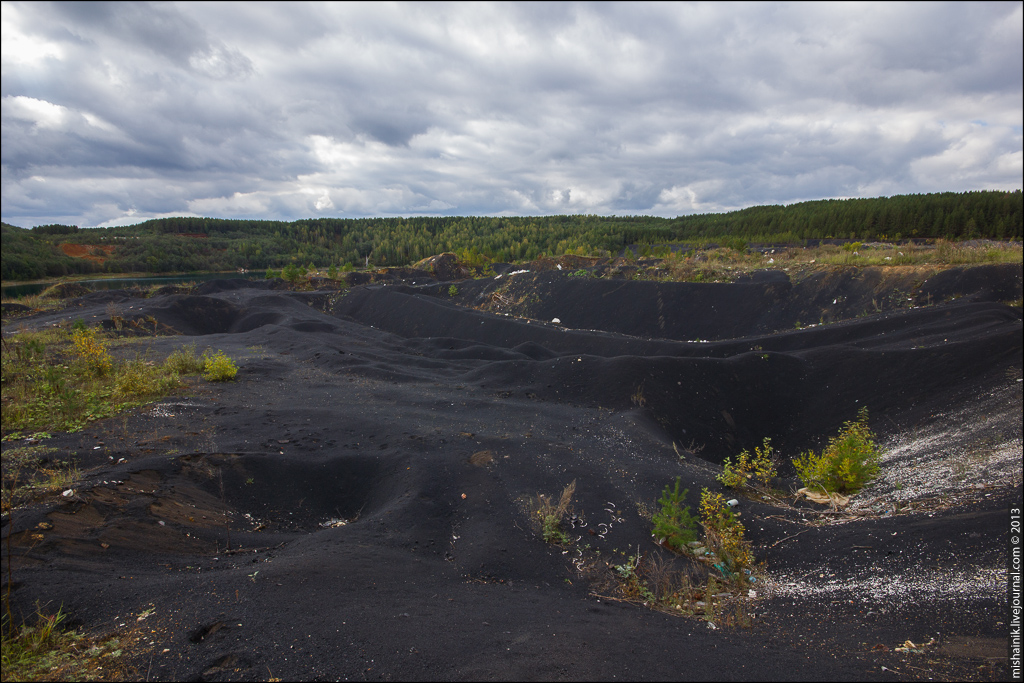 Шелеинский никелевый рудник