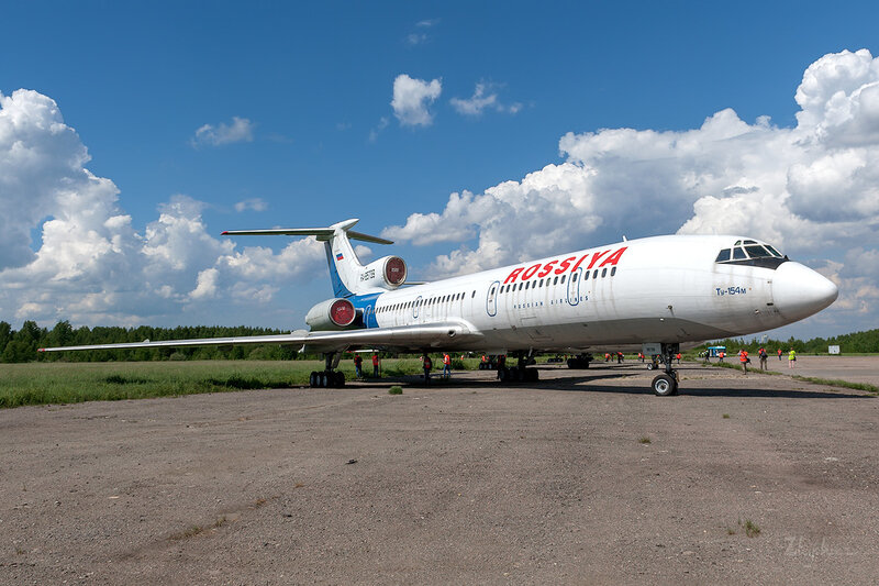 Туполев Ту-154М (RA-85739) Россия D706638
