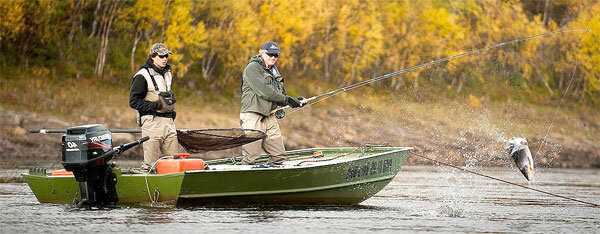 Волокуша рыбалка