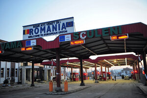 Всего 0,5 % румын поддержали сближение с Молдовой