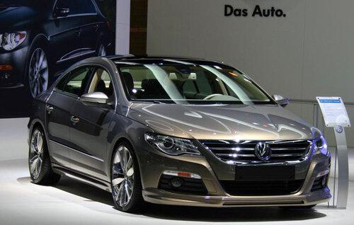 Volkswagen Passat CC – лучший представитель немецких автомобилей