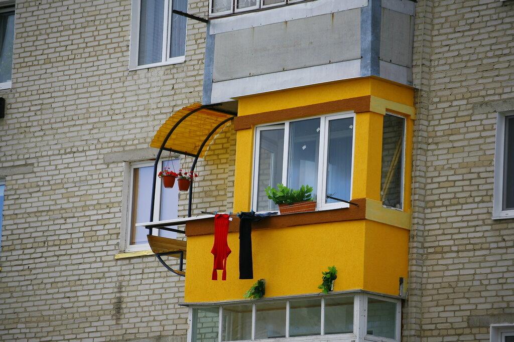 Внутренний балкон в пеноблочных домах фото мастер легко