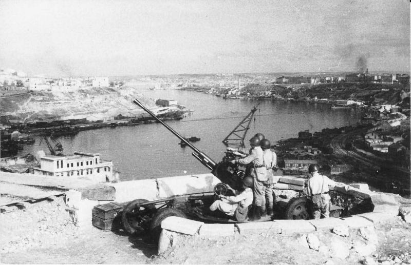 Оборона Крыма и Севастополя