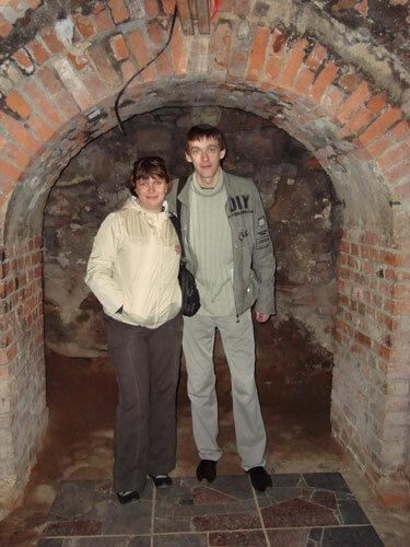 Отдых в Беларуссии: Мирский замок, тюрьма
