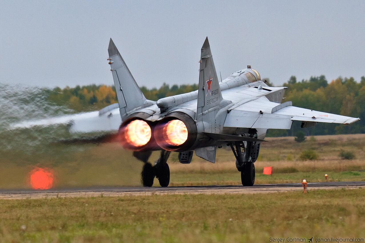 Авиабаза ВВС. Аэродром Канск (Дальний). МиГ-31БМ. Часть 1 - полёты.