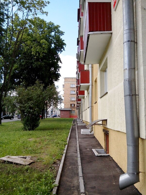Минск - дворы