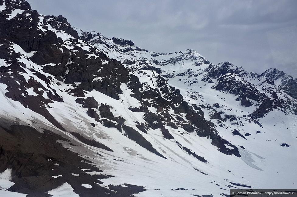 0 20dcde d0e938c8 orig День 389. Переезд из Чили в Аргентину, снег и немного экономики